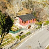 SOMATEN. Casa rural en parque natural de alta montaña cerca de Ordino-Arcalís., hotel in Ordino