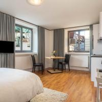 1 Zimmer-Appartement Nr 1, hotel in Wangen im Allgäu