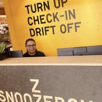 Snoozebox Canary Wharf