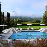 Villa di Piazzano - Small Luxury Hotels of the World, hotel in Cortona