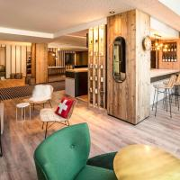 Mercure Chambéry Centre, hotel in Chambéry