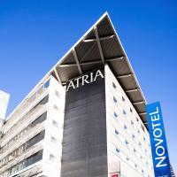 Novotel Belfort Centre Atria, hotel in Belfort