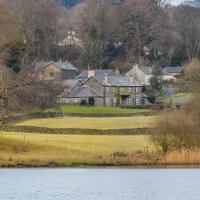 Ullswater, hotel v mestu Near Sawrey