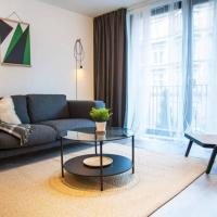 Stylish apartment at Kelvinbridge in the West End of Glasgow