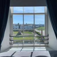 Ayr Apartment with Sea and Countryside views
