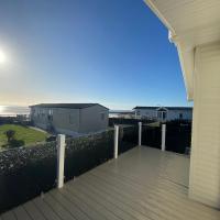 Brand new Trecco bay 3 bedroom Beach Lodge