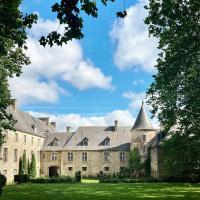 Exceptionnel gîte au château de Hémevez