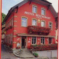 HOTEL RESTAURANT COLLIN, hotel v mestu Ferrette