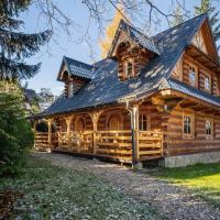 Góralski Domek Skibówki Zakopane by Renters