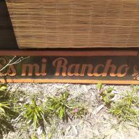 Es Mi Rancho, hotel in Parque del Plata
