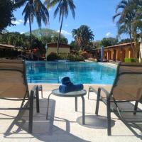 Hotel Las Espuelas, Bar & Restaurant, hotel en Liberia