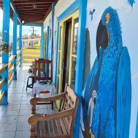 Blue Hostel Paraty