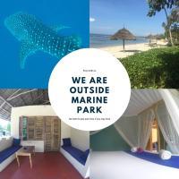 Afro Whale Shark Safari, hotel in Kilindoni