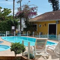 Pousada Jardim Porto Belo, hotel em Porto Belo