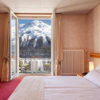 Boutique Hotel Eden, hotel in St. Moritz