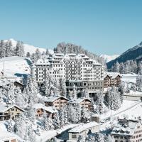 Carlton Hotel St Moritz - The Leading Hotels of the World