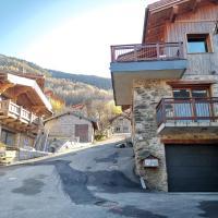maison de village au pied des 3 Vallées