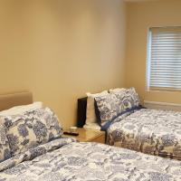 London Luxury Apartments 5 min walk from Ilford Station, with FREE PARKING FREE WIFI