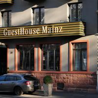 GuestHouse Mainz, hotel in Mainz