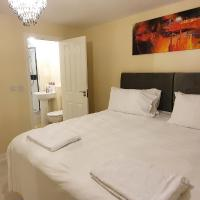 Sterling Apartment, Romford with Netflix & Amazon Music