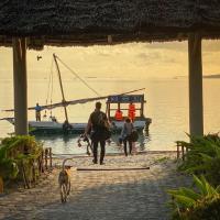 Big Blu Mafia Island Dive Resort, hotel in Utende