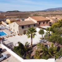 Sunny Vista, hotel en El Pinós (Pinoso)