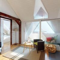 Charmant et lumineux appartement Duplex à Charmey, hotel in Charmey