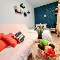 Cosy Appart Hotel Boulogne -Paris, hôtel à Boulogne-Billancourt