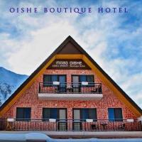 OISHE Boutique Hotel, hotel in Kazbegi
