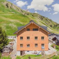 Haus Berghof, hotel in Schröcken