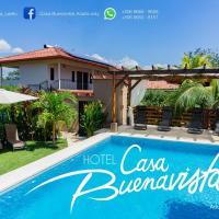 Hotel Casa Buenavista - Adults only, hôtel à Sámara