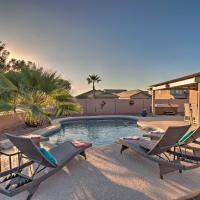 Updated San Tan Valley Escape with Backyard Oasis!