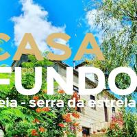 Casa do Fundo - Sustainable & Ecotourism, hotel in Seia