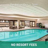 Embassy Suites by Hilton Convention Center Las Vegas, hotel di Las Vegas
