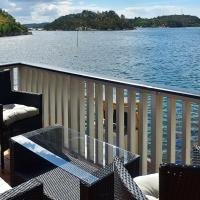Four-Bedroom Holiday home in Utsira