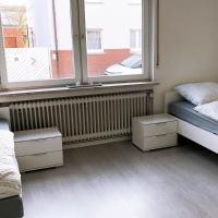 3 Zimmer Apartment mit Küche, TV & WLAN, готель у місті Egelsbach