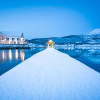 Senja Fjordhotell, hotel in Stonglandseidet