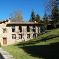 Sant Pau de Seguries Villa Sleeps 14 with Pool