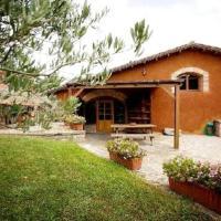 Santa Maria de Besora Villa Sleeps 7 with Pool