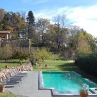 Sant Pau de Seguries Villa Sleeps 8 with Pool