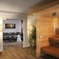 Private Spa LUX with Whirlpool and Sauna in Zurich