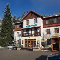 Hotel Praha – hotel w mieście Deštné v Orlických horách