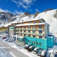 Hotel Sportwelt, hotel in Zauchensee