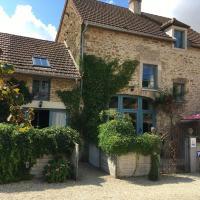Au cheval bleu, hotel in Fontenay-près-Vézelay