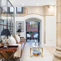 NEW LISTING Luxury apartment in converted church, North London