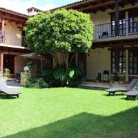 Parador Margarita, hôtel à San Cristóbal de Las Casas