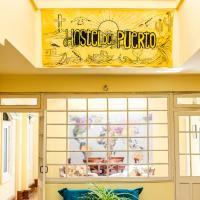 Hostel Del Puerto, отель в городе Кокимбо