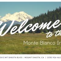 Monte Bianco Inn, hotel in Mount Shasta