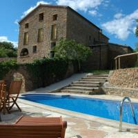 Ponts Villa Sleeps 12 with Pool