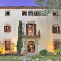 la Garriga Villa Sleeps 26 with Pool